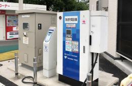 中日拟协商统一新能源车充电系统标准