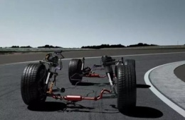 """""""车震""""也能给车充电?这套悬挂能实现动能回收!"""