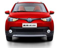 北汽电动汽车ec200,北汽新能源EC200车型介绍