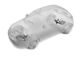 匹配前置前驱混动车 采埃孚发布eAMT变速箱