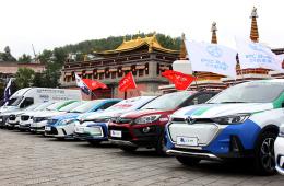 2018环青海湖(国际)电动汽车挑战赛——比赛篇