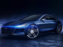 续航650公里 游侠汽车X量产版四季度发布