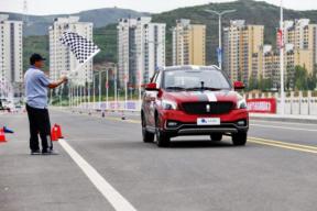 C位出道 领途K-ONE环青赛百公里加速夺冠