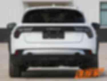 领克02 PHEV车型申报图