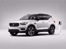 XC40纯电动版本?沃尔沃首款纯电动汽车明年上市