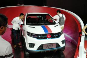 红星汽车品牌战略发布 微型车闪闪X2正式上市