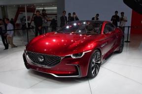 纯电动+四驱 名爵确认将推出全新跑车