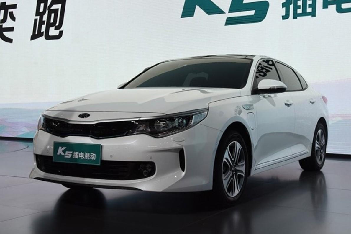 純電續航75公里 起亞K5插電混動版將于8月上市