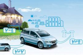 鼓励电动汽车储能获益 发改委出台意见