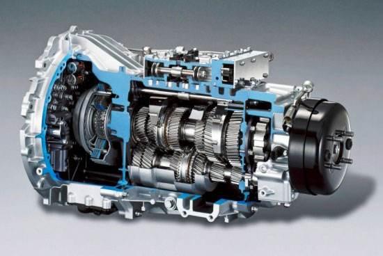 大众湿式双离合变速器,大众湿式7速DSG 资讯 资讯 电动邦