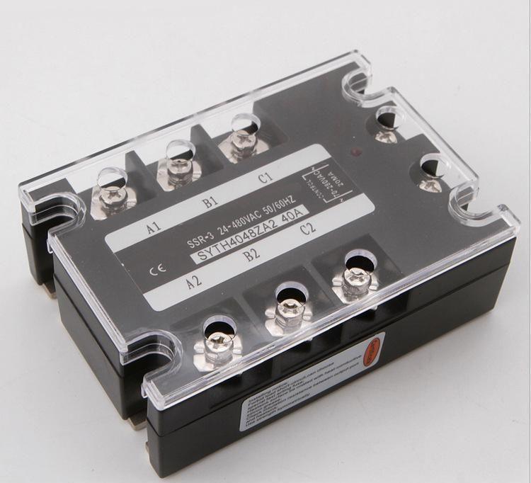 固态继电器和普通继电器有什么区别:固态继电器