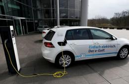 与宝马戴姆勒竞争 大众2019年推出纯电动共享汽车服务