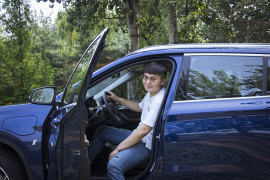 车主访谈:选择宝马X1 PHEV 不仅仅是因为品牌