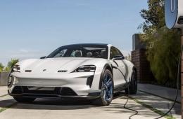 为开发电动车充电基础设施新流程 保时捷更新经销商合同