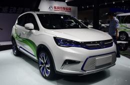 东风风神AX5-EV实车谍照曝光 续航或超300公里