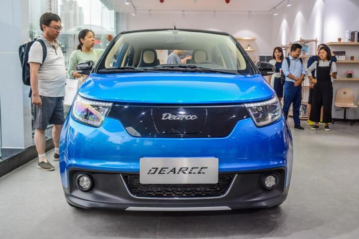综合续航320公里 电咖EV10升级版在上海开启预售