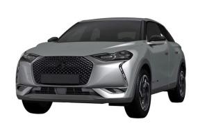 将提供纯电版车型 新一代DS 3专利图曝光