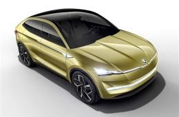 斯柯达将推出纯电SUV,或于2022年亮相