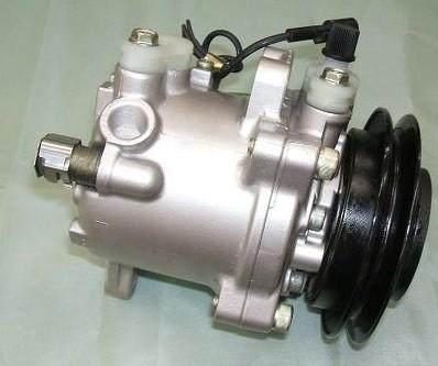 汽车空调压缩机的作用