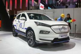 海马计划年内推出三款纯电动车型