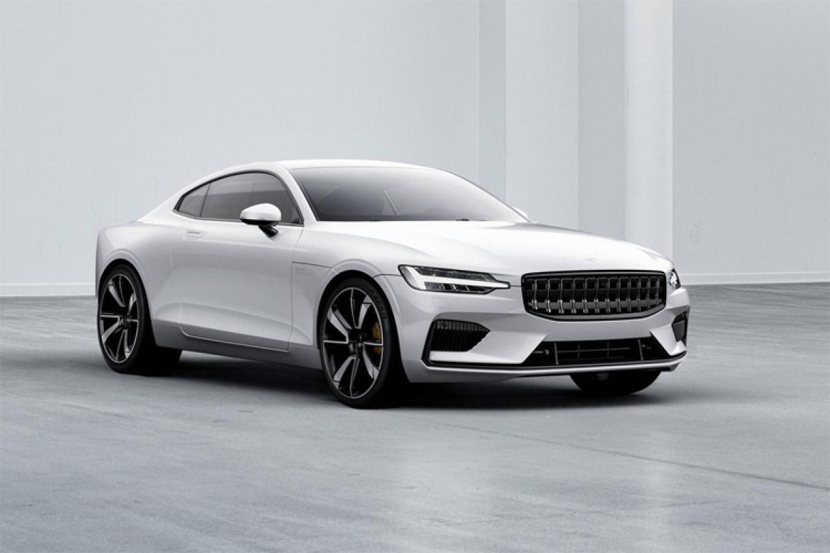 售4万欧元起 Polestar 2将于2020年量产