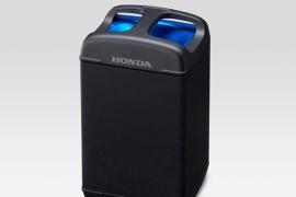 本田松下合作开发可更换的电动摩托车电池