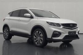 """吉利将推出一款全新小型电动SUV 名字叫""""星越"""""""