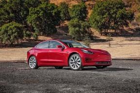 特斯拉Model 3 Performance油耗116 MPGe 低于标准版数值