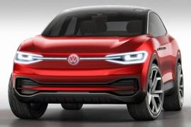 大众将在美生产纯电动车,I.D. Crozz量产版将会进行国产