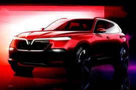 曾经的法拉利御用设计公司为越南汽车品牌设计了两款车型