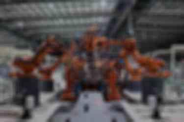 4.全自动焊装生产线