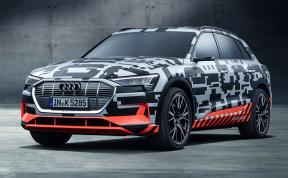 奥迪公布2025战略规划:未来每个车系都将会有新能源车型
