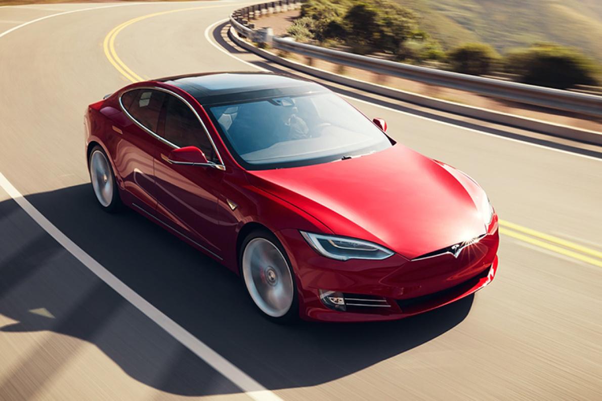 近十年全球最佳车型:特斯拉Model S