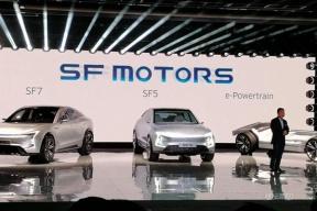 SF MOTORS中文名明日发布,发力中国电动汽车市场
