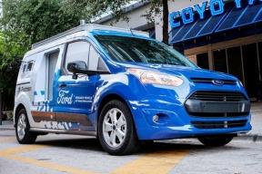 福特成立福特自动驾驶汽车有限公司 投资40亿美元