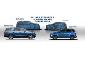 多采用混动技术,福特公布未来SUV产品计划