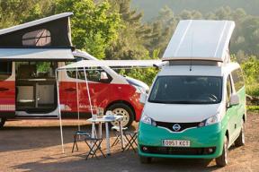 支持个性化定制 日产或在西班牙推纯电动露营车