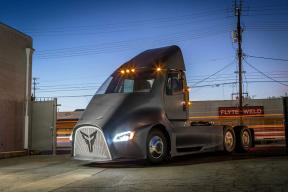 UPS与Thor研发短途版纯电动自动驾驶卡车 续航161公里