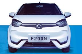 补贴后5.93万起 江铃E200N官图发布,8月25日上市