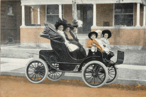 『白话新能源』第二十期:一百年前的电动车是小姐姐的催情药