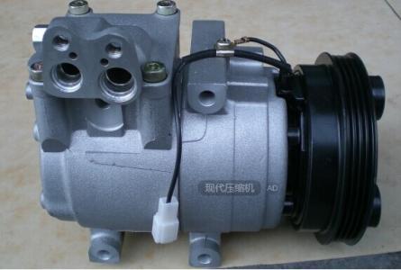 1,电路系统故障会会导致汽车空调压缩机不能够正常的进行工作,如果