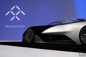 贾跃亭电动汽车公司FF,更名为恒大法拉第未来