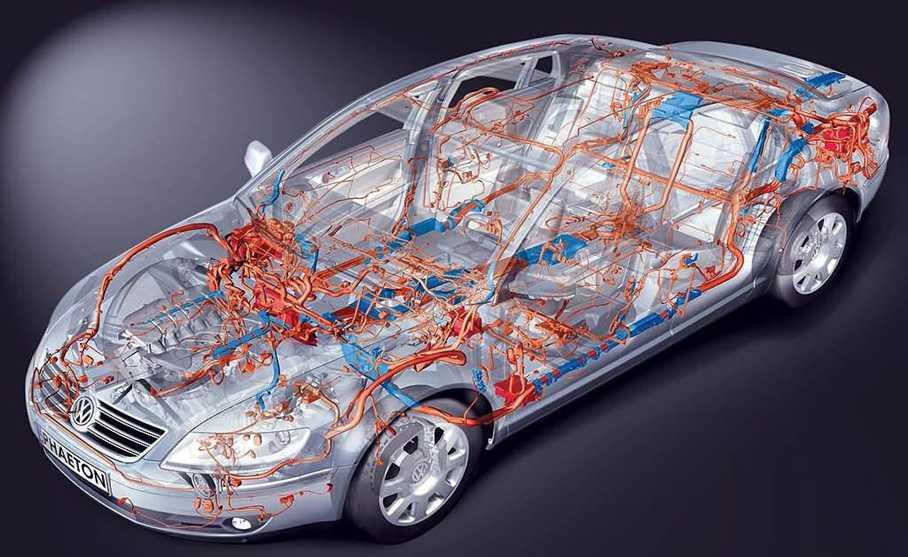 汽车整车电路故障检测步骤,汽车电路常见故障修复方法