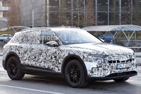 2020年前推三款电动汽车 奥迪将推首款纯电动SUV