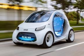 戴姆勒与北汽新能源展开商谈,计划生产电动版Smart