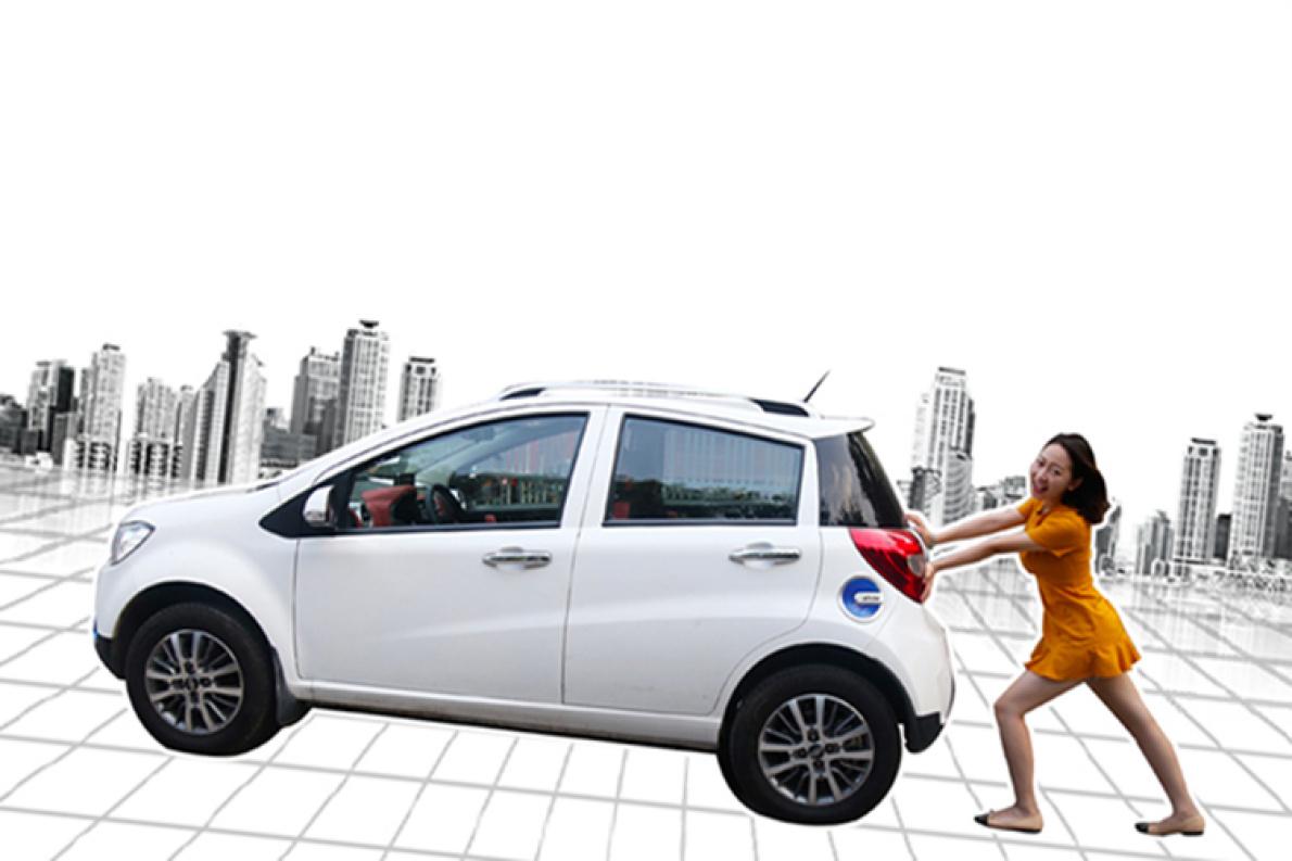 溜坡是个问题 江淮iEV6E运动版用车体验