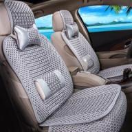 汽车坐垫质检注意事项,汽车坐垫材质介绍