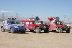 『白话新能源』第二十一期:在沙漠里挑战自动驾驶 是一个不可能完成的任务