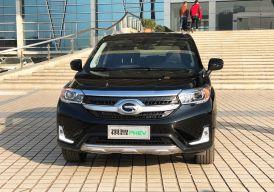 广汽三菱新款祺智PHEV正式上市 补贴后售价为17.38万元和18.38万元