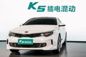 索九插混的对手来了,起亚K5 PHEV将于8月31日成都车展上市